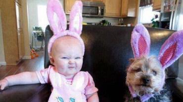 Dzieciaki i zwierzaki. Spróbuj się nie uśmiechnąć oglądając te słodkie zdjęcia.
