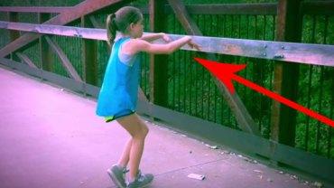 Umiejętności taneczne tej dziewczynki zachwyciły Amerykę. Zobaczcie, jak się rusza. WOW!