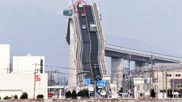 Zamarłam, gdy zobaczyłam tę japońską autostradę… Chyba wolę jeździć po polskich drogach!