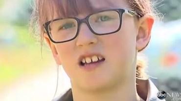 Chociaż ma tylko 9 lat, dokonała czegoś, czego nie powstydziłby się żaden dorosły! Jestem pod mega wrażeniem!