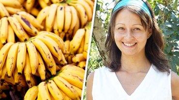 Ta kobieta przez 12 dni jadła same banany. Wynik eksperymentu jest niewiarygodny!