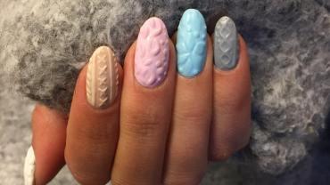 Polski trend na zimową stylizację paznokci podbija cały świat!
