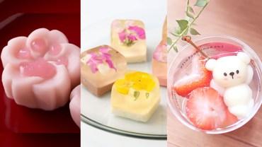 Te japońskie przysmaki są tak piękne, że będziesz się wahał, czy je zjeść!