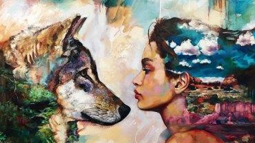 Te niepowtarzalne obrazy są dziełem zaledwie 16-letniej dziewczyny! Poznajcie Dimitrę i jej wyjątkowy talent