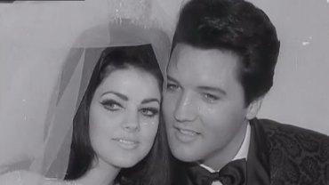 Opublikowano kolejne materiały z dnia ślubu Elvisa Presleya. Zobaczcie, jak kochał król Rock and Rolla!
