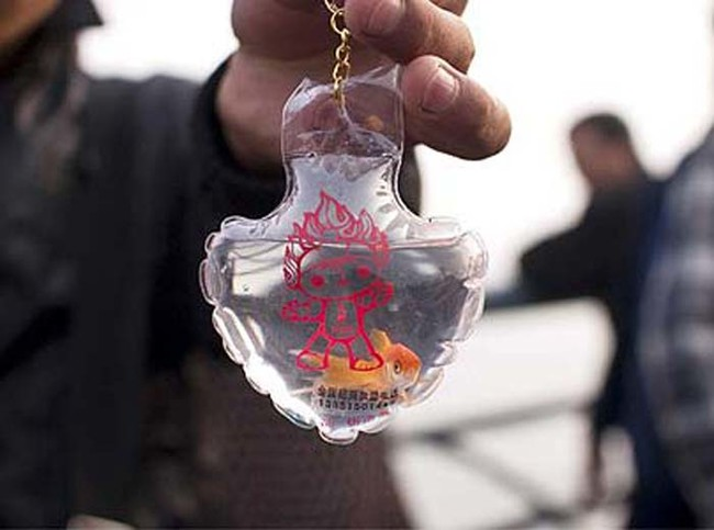 Live animals are being sold as key chains in China. You won't believe what they do with them afterwards! 2
