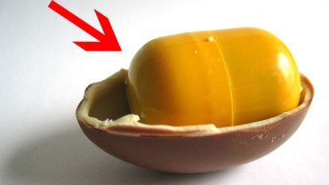 Chłopiec otworzył jajko Kinder. Takiej niespodzianki z pewnością się nie spodziewał…