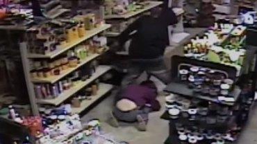 Heather Correy podczas napadu na sklep własnym ciałem osłoniła dziecko właścicieli, pokazując czym jest prawdziwa odwaga