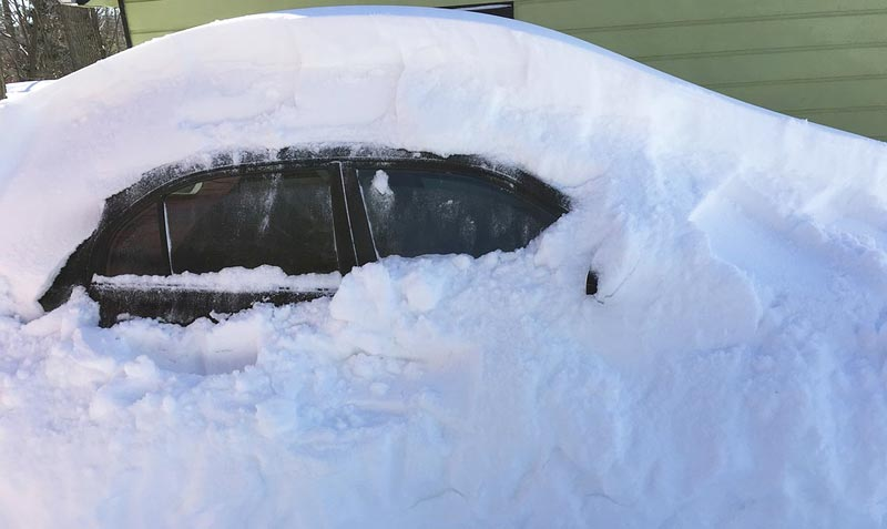 Do frozen car windows bother you? This will change your life! 2