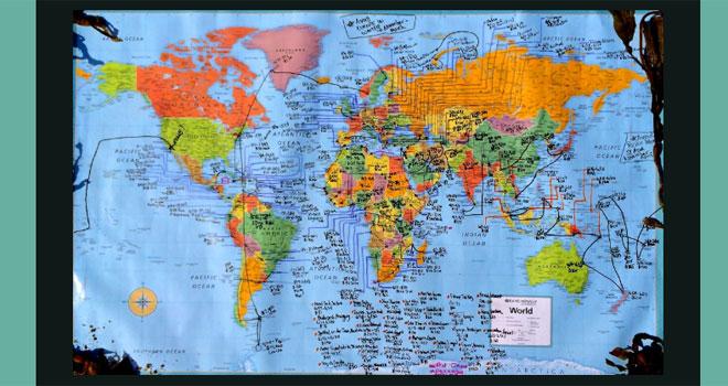 Może zostać pierwszą kobietą, która odwiedzi wszystkie państwa świata. Do spełnienia marzenia brakuje jej już bardzo niewiele!