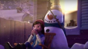 Prawdziwy przyjaciel to największy skarb. Zobaczcie filmik o dziewczynce i bałwanku, który w wzruszający sposób uświadamia tę ważną życiową prawdę