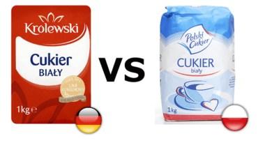 Oto zagraniczne produkty i ich krajowe odpowiedniki. Pamiętaj, aby zawsze wybierać polskie!