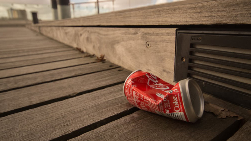 Drink straight out of the can? After reading this article you'll think twice before you do! 3
