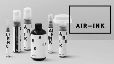 Walka ze smogiem zainspirowała naukowców do działania i tak powstał tusz AIR-INK, który wykonany jest z zanieczyszczeń powietrza