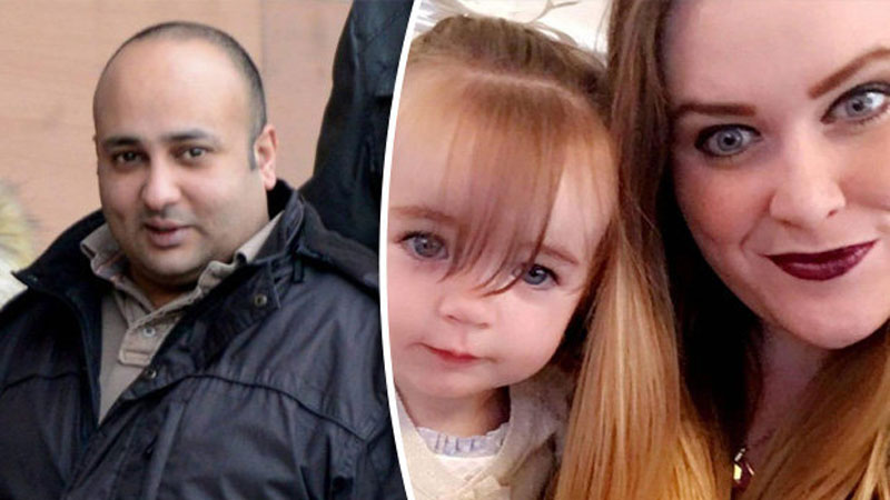 """Shock. A Muslim spits into the face of a 9-month-old girl and screams at her mother: """"White women should not give birth!"""" 2"""