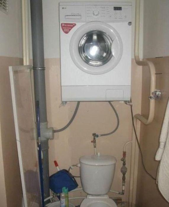 Nie masz pomysłu na urządzenie małego mieszkania? Architekci wnętrz ze wschodu przyjdą ci z pomocą. Takie rzeczy to tylko w Rosji!