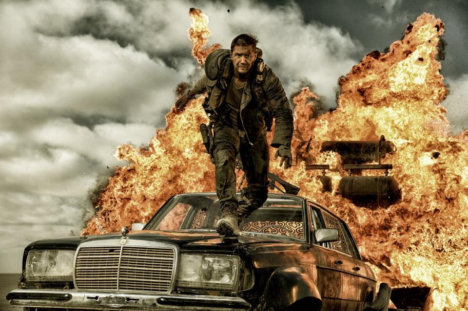 Tom Hardy udowodnił, że twardzielem jest nie tylko na ekranie! Po szaleńczym pościgu ulicami Londynu złapał złodzieja skutera, który miał tego pecha kraść na oczach aktora