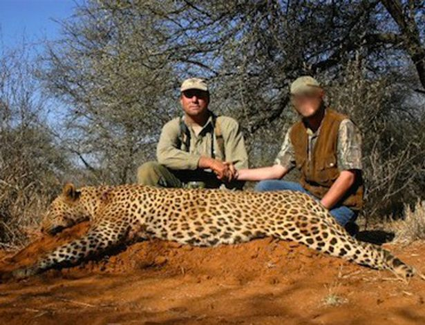 Karma comes back around! This hunter died while hunting – an elephant he was shooting at with his friends crushed him 3