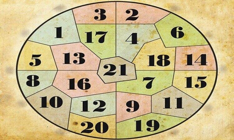 Nostradamus stworzył okrąg numeryczny, który pozwala poznać odpowiedź na każde pytanie! Wypróbujcie i sami oceńcie skuteczność tego XVI-wiecznego wynalazku 4