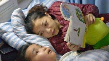 Gdy 7-letni Chen dowiedział się, że jego guz mózgu jest nieuleczalny i niedługo umrze, postanowił zostać dawcą narządów… dla własnej matki!