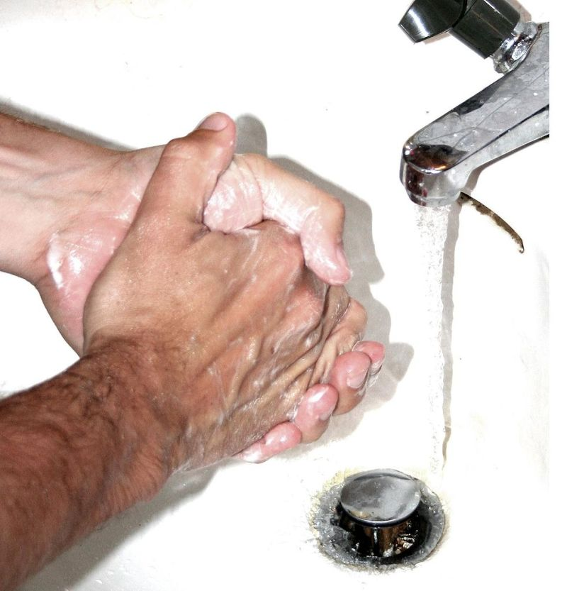 Only 5% of people correctly wash their hands! See if you are doing it right and what you should possibly change 3
