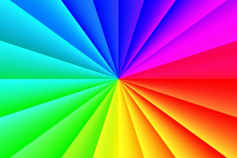 Choose a color scheme and learn something important about yourself! You will not believe how effective this test is! 2