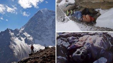 Mont Everest to śmiertelnie niebezpieczna góra, o czym najlepiej świadczy ilość ciał, które można spotkać w drodze na szczyt