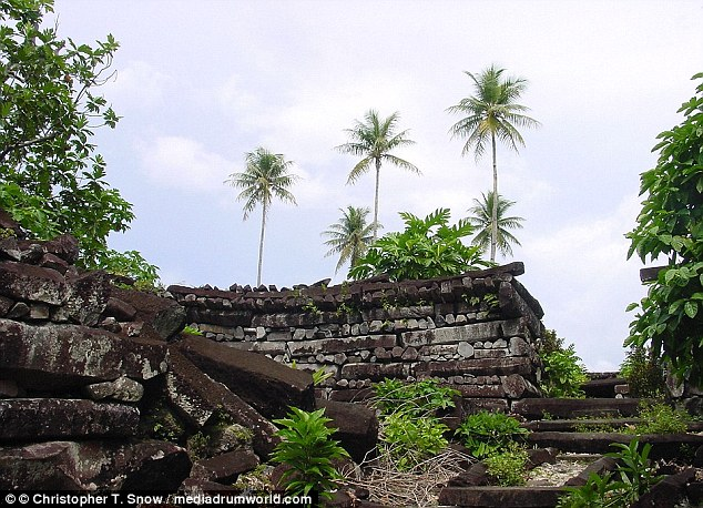 Has Atlantis been finally found? Nan Madol's ruins give researchers more and more reasons to develop interesting theories 4