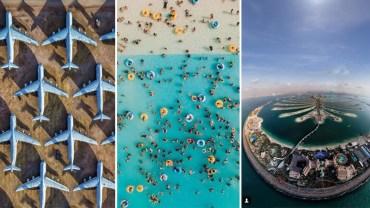 10 urokliwych zdjęć wykonanych z drona. Te fotografie to dowód na to, że nie tylko przyroda może zachwycać