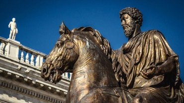 10 życiowych mądrości Marka Aureliusza, rzymskiego cesarza i wielkiego zwolennika stoicyzmu