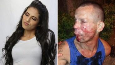 Złodziej zaatakował ją na ulicy, po chwili sam prosił o wezwanie policji