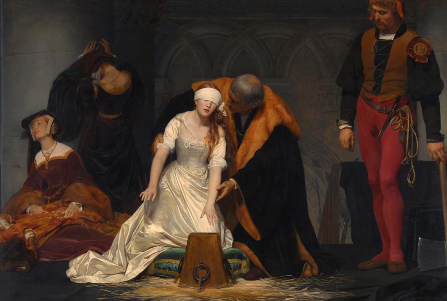 Okrutne kary dla kobiet, które złamały prawo! Wykonywano je latami