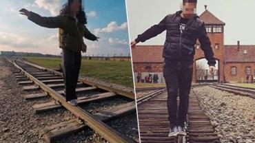 Przyjeżdżali do Auschwitz, by pozować do selfie na torach. Muzeum Auschwitz postanowiło zareagować i wysłało do nich bardzo mocną wiadomość