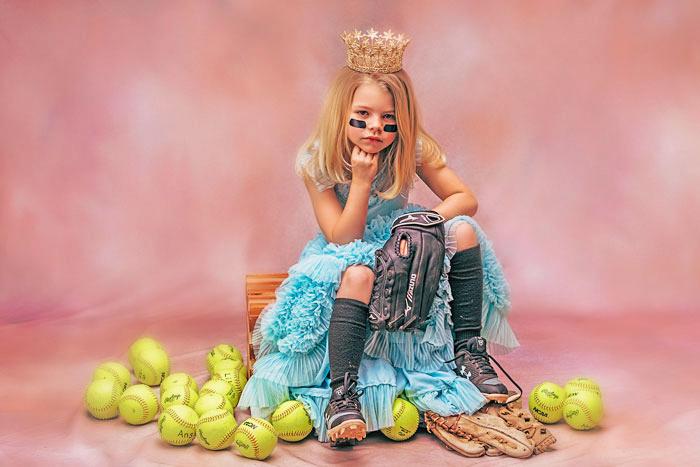 Miała dość etykietek. Pokazała, że w każdej dziewczynce siedzi zarówno mała dama, jak i zadziorna chłopczyca!