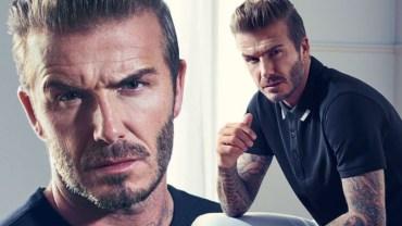 Jak Beckham będzie wyglądać w 2020 roku? Prognozy z lat 90 śmieszą do rozpuku