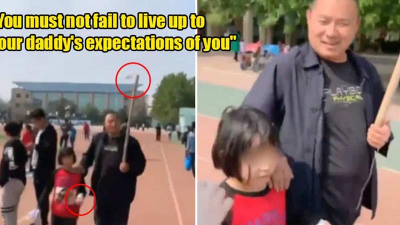 Ojciec zmusił dziecko do pójścia do szkoły. Dziewczynka była pod kroplówką!