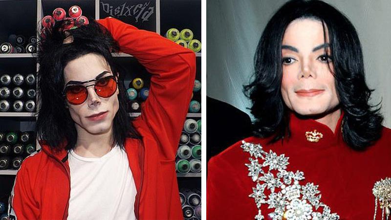 """Nowy Jackson myśli o sobie, jako o """"paście"""", którą może uformować. Jego twarzy boi się nawet jego matka!"""