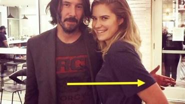 Dlaczego Keanu Reeves nie dotyka swoich fanów? Prawda może zdziwić