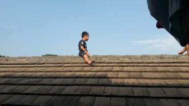 Muzułmanie robią TO już 5-latkom. Jeden z nich ze strachu uciekł na dach szpitala