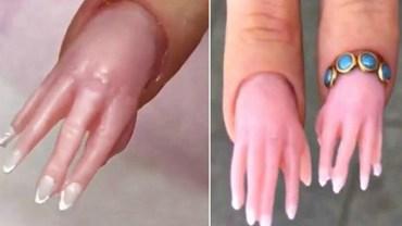 Świat staje na głowie! Te paznokcie będą śnić ci się nocami. Czy będą nowym trendem na 2020 rok?