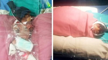 75-letnia kobieta rodzi swoje pierwsze dziecko. Okrzyknięto ją najstarszą matką na świecie!