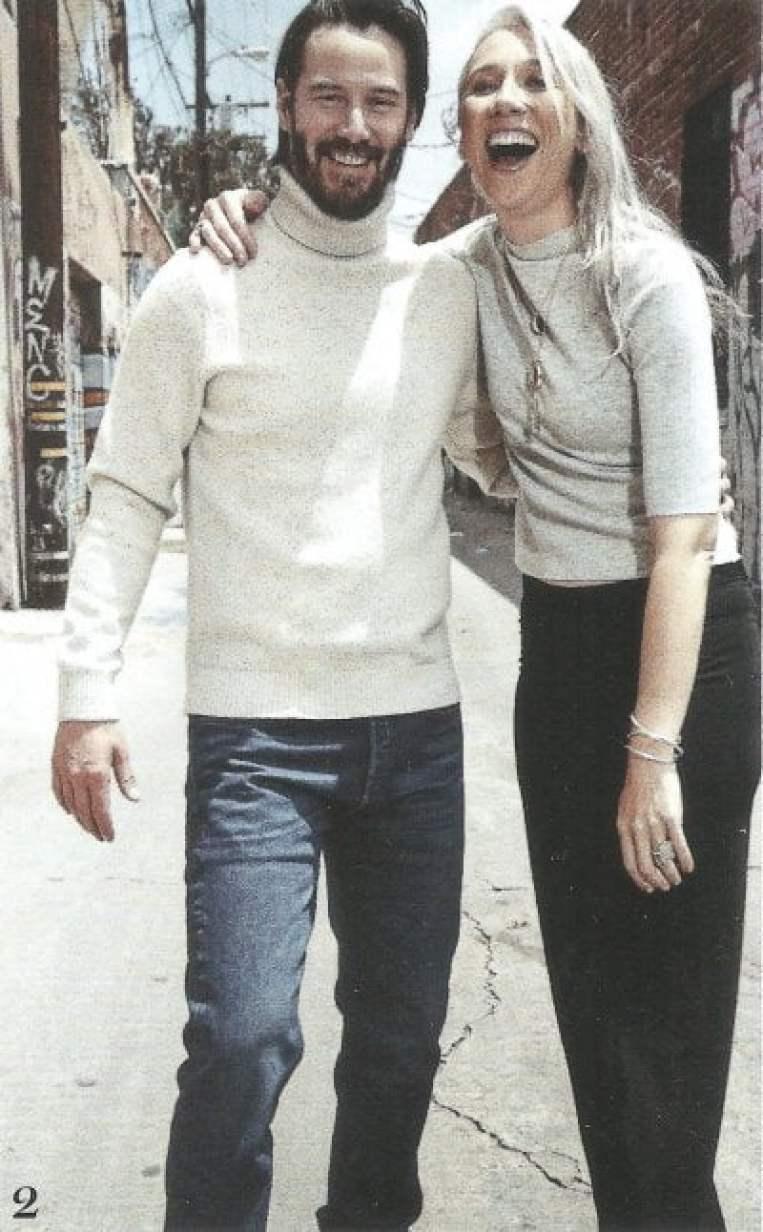Keanu Reeves się żeni! Ma być kameralnie i romantycznie