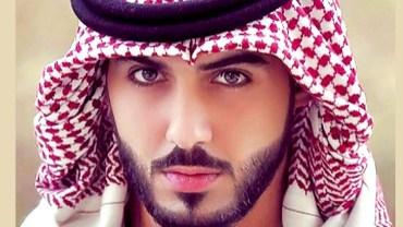 """Został wydalony z rodzinnego kraju, ponieważ był zbyt przystojny! Oto """"najpiękniejszy Arab na świecie"""""""