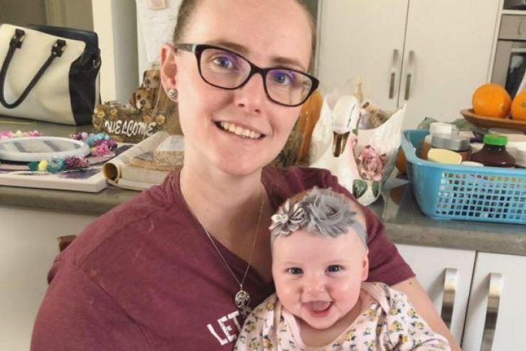 Młoda matka osłoniła swoje dziecko! Jej ciało wygadało jak mięso mielone