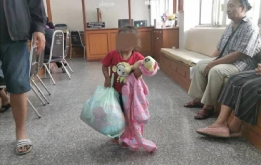 Nowy mąż nie chciał zajmować się pasierbicą. Matka spakowała dziecko i zaprowadziła je do domu pomocy społecznej