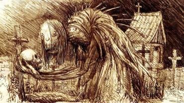 """Bieda — jeden z najgorszych słowiańskich demonów. Powiedzenie """"Bieda aż piszczy"""" ma inne znaczenie, niż nam się wydaje"""