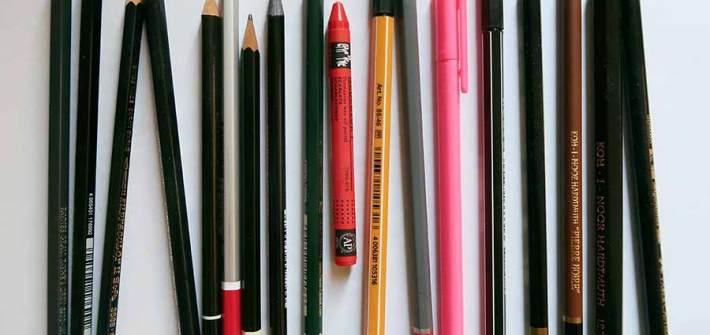 Mes crayons