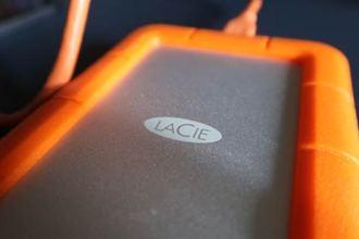 Disque dur USB-C pour iPad Pro