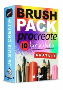 Pack Procreate GRATUIT