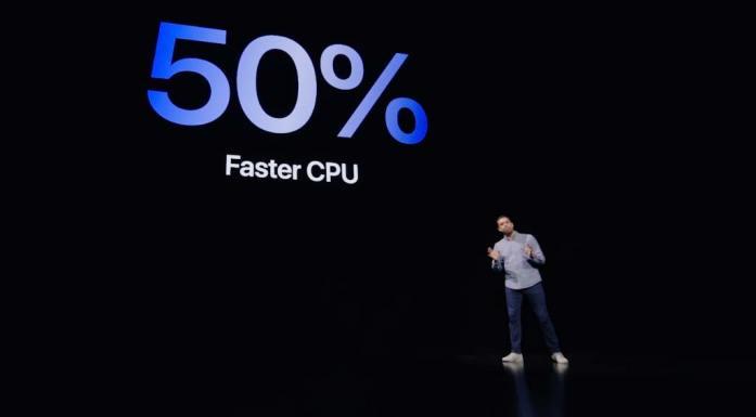 Nouvel iPad Pro 50% plus puissant